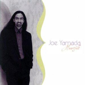 Joe Yamada Heartfelt CD
