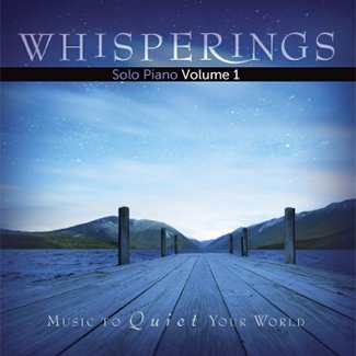 Whisperings Solo Piano CD