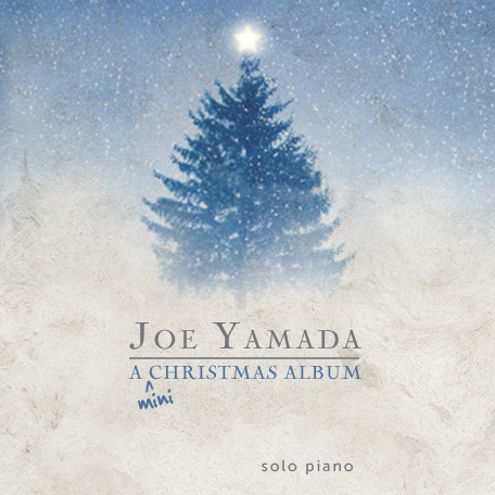 Joe Yamada A Mini Christams Album CD