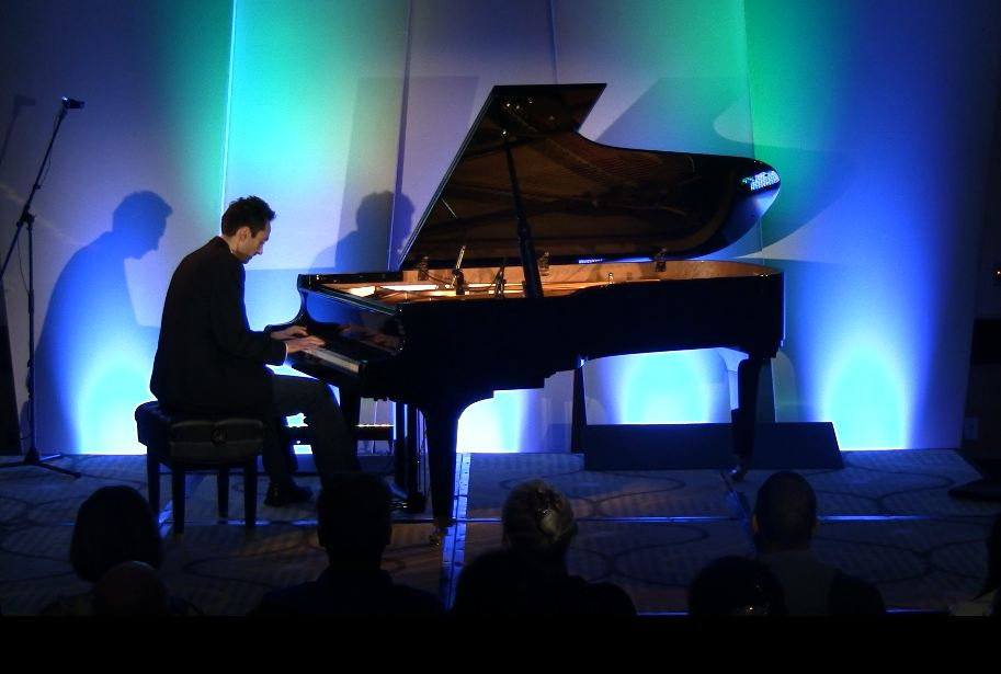 Joe Yamada Whisperings Solo Piano Concert